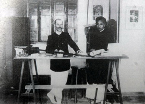 Ernest Hébrard
