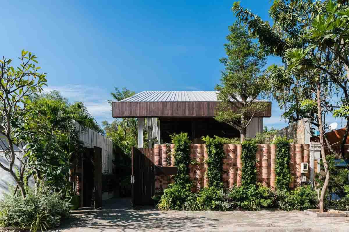 Thiết Kế Biệt Thự Nest House – Nơi Diễn Ra Các Hoạt Động Truyền Thống Gia Đình