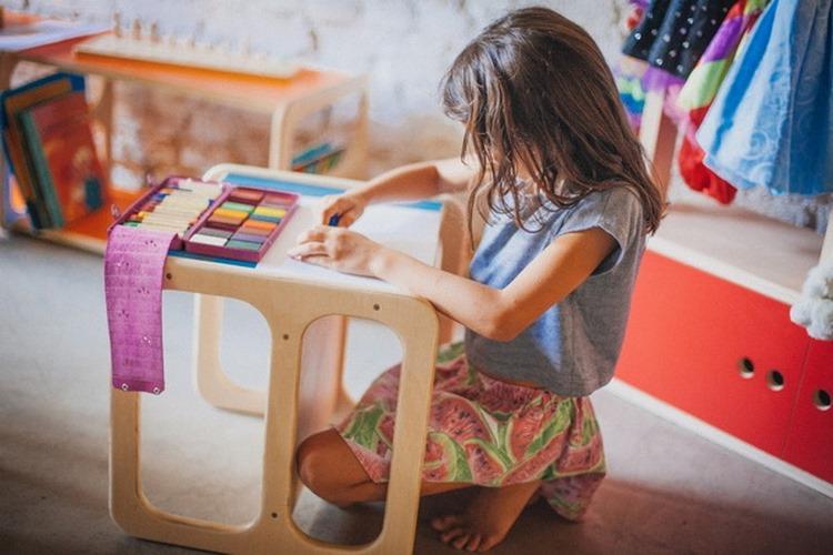 Thiết Kế Nội Thất Montessori