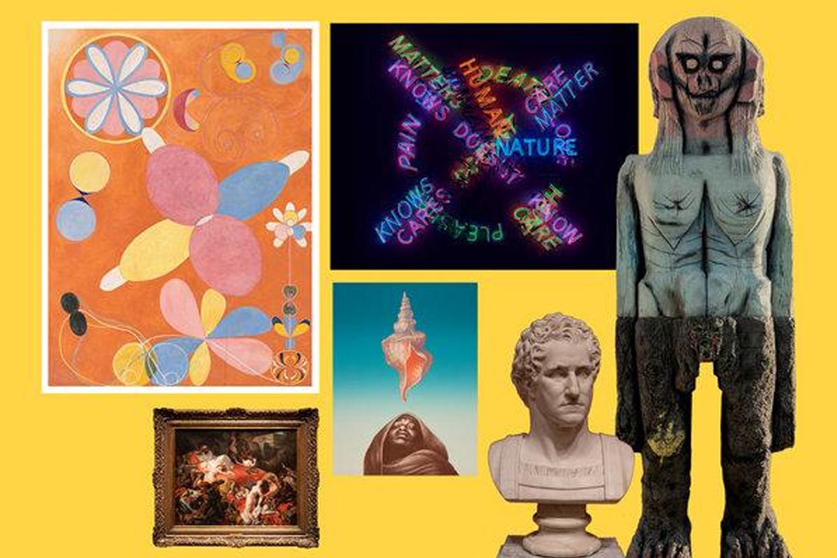Tham Dự Các Triển Lãm Nghệ Thuật Online Mùa Covid-19